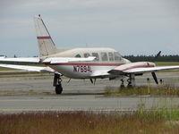 N7694L @ PAEN - 1973 Piper PA-31-350, c/n: 31-7305024 at Kenai