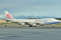 B-18720 @ PANC - China Airlines Cargo Boeing 747-409F (SCD), c/n: 33733 at Anchorage
