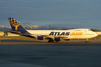N517MC @ PANC - Atlas Air Cargo 1985 Boeing 747-243B, c/n: 23300 at Anchorage
