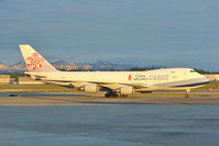 B-18719 @ PANC - China Airlines Cargo Boeing 747-409F (SCD), c/n: 33739 at Anchorage