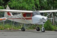 N4500Z @ PAEN - 1960 Piper PA-22-108, c/n: 22-8000 at Kenai Muni