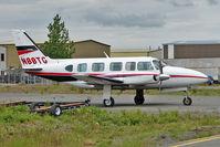 N88TG @ PAEN - 1984 Piper PA-31-350, c/n: 31-8452020 at Kenai