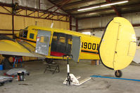 N9001 @ PAEN - 1959 Beech E18S-9700, c/n: BA-460 of Air Supply Alaska at Kenai