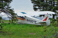 N4908P - 1962 Piper PA-18-150, c/n: 18-7789 at Anchor Point Alaska