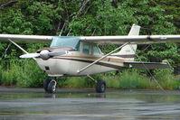 N7300G @ PAWD - 1970 Cessna 172K, c/n: 17259000 at Seward