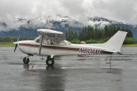 N610AM @ PAWD - 1977 Cessna 172N, c/n: 17270193 at Seward