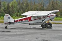 N332SQ @ PAWD - Wilson Lucky H SQ2, c/n: SQ002 (TC0809053 at Seward