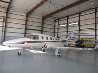 C-FPTM @ KOSH - Inside Orion FBO Hangar Oshkosh WI USA - by steveowen