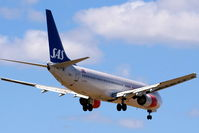 LN-RPM @ EGLL - SAS Scandinavian Airlines - by Chris Hall
