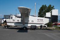 N731E @ LHD - Alaska Air Taxi Skyvan - by Dietmar Schreiber - VAP