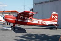 N1292F @ LHD - Rusts Cessna 185 - by Dietmar Schreiber - VAP