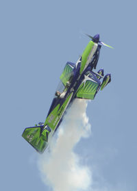 N716GW @ KSTC - Performing at the Great Minnesota Air Show
