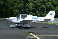 N587XL @ I19 - 2007 Liberty Aerospace Incorporated LIBERTY XL-2 - by Allen M. Schultheiss
