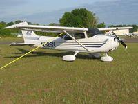 N112SV @ ZPH - Tied down at Zephyrhills, Florida during Sun N Fun week - by Bob Simmermon