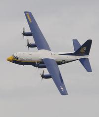 164763 @ KSTC - Fat Albert at the 2010 Great Minnesota Air Show