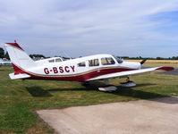 G-BSCY photo, click to enlarge