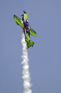 N716GW @ KSTC - performing at the 2010 Gret Minnesota Air Show