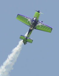 N716GW @ KSTC - performing at the 2010 Great Minnesota Air Show