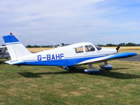 G-BAHF photo, click to enlarge