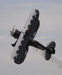 N30136 @ KSTC - performing at the Great Minnesota Air Show