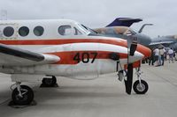 161079 @ KSTC - on display at the 2010 Great Minnesota Air Show - by Todd Royer