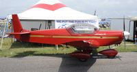 N981HT @ KSTC - on display at the 2010 Great Minnesota air Show