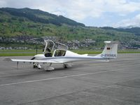 D-ENMA @ LSZC - July 22, 2010 in Buochs LSZC Switzerland. The Homebase of D-ENMA - by Th. Bienz