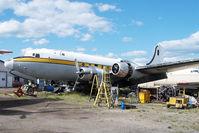 N51802 @ FAI - Brooks Air DC4