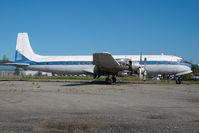 N90251 @ FAI - Brooks Air DC7