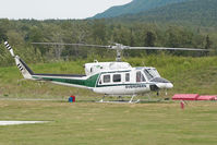 N398EH @ PAQ - Evergreen Bell 212