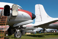 N99330 @ FAI - ex Northern Air Cargo DC6
