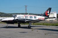 N200AK @ FAI - Frontier Piper 31