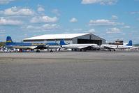 N451CE @ FAI - Everts Air Fuel DC6