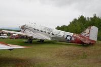 43-15200 @ PAWS - USAF DC3 - by Dietmar Schreiber - VAP