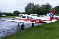 G-CEEY @ EGTR - Plane Talking Ltd - by Chris Hall