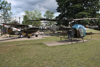 52-7807 @ RYM - Bell H-13G Sioux, 52-7807, c/n 1034 - by Timothy Aanerud