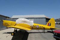 CF-BXG @ SZP - 1956 DeHavilland DHC-1B-2-S5 CHIPMUNK, DH Gipsy Major 10 Mk 2 145 Hp - by Doug Robertson