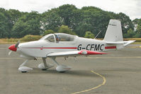 G-CFMC @ EGBM - RV-9A at Tatenhill Fly-In