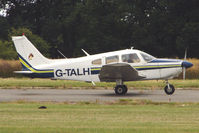 G-TALH @ EGBM - Tatenhill Aviation's based Piper