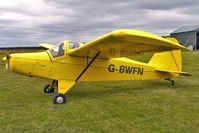 G-BWFN @ EGBM - 1995 Crawford T HAPI CYGNET SF-2A, c/n: PFA 182-11335 at Tatenhill Fly-In