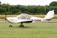 G-CGOG @ EGBM - EV-97 Eurostar at Tatenhill Fly-In