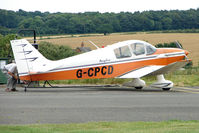 G-CPCD @ EGBM - 1968 Centre Est Aeronautique CEA DR221, c/n: 81 at Tatenhill Fly-In