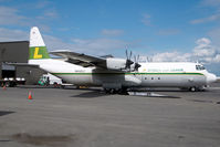 N402LC @ ANC - Lynden Air Cargo C130
