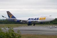 N429MC @ ANC - Atlas Air Boeing 747-400
