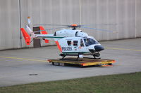 D-HNWO @ EDDL - Police, Eurocopter BK-117 C-1, CN: 7552 - by Air-Micha