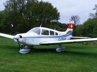 G-GBAB @ EGTR - normaly based at Bourn, Cambridgeshire - by Chris Hall