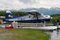 N9878R @ LHD - Regal Air Beaver - by Dietmar Schreiber - VAP