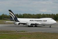 N708SA @ ANC - Southern Air boeing 747-200