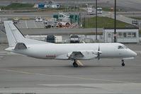 N340AQ @ ANC - Pen Air Saab 340