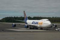N522MC @ ANC - Atlas Air Boeing 747-200 - by Dietmar Schreiber - VAP